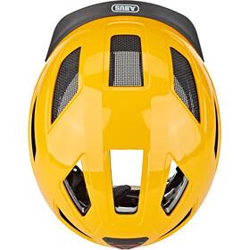ABUS Hyban 2.0 Helm, icon yellow